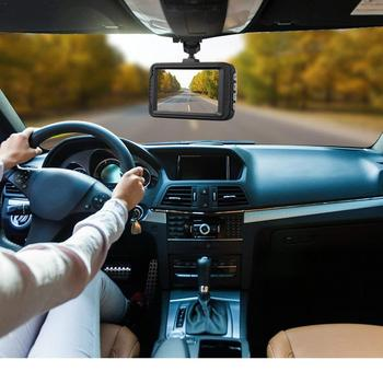 2018 New Dash Cam Car 1080P HD  Car  Driving Recorder,170 Wide Angle Dashboard Camera DVR Vehicle Dash  G-Sensor ABS Plastic 1