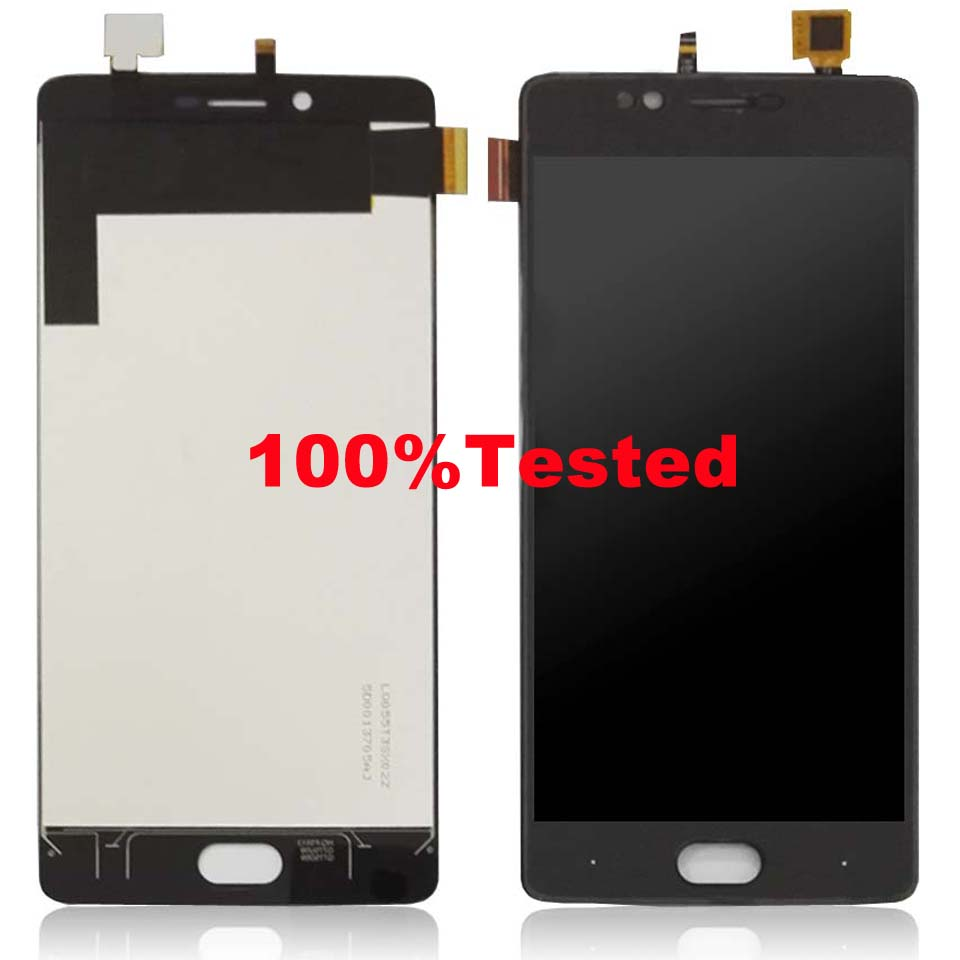 For 5.5inch DOOGEE Shoot 1 LCD Display+Touch Screen 100%Tested Digitizer Assembly Repair Parts Replacement+Free Tools