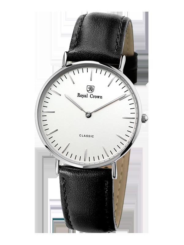 1fe3fec0d6d Royal Crown Bauhaus watch 7601L Italy brand Diamond Japan MIYOTA New  Leisure Milan strap Minimalism Luxury