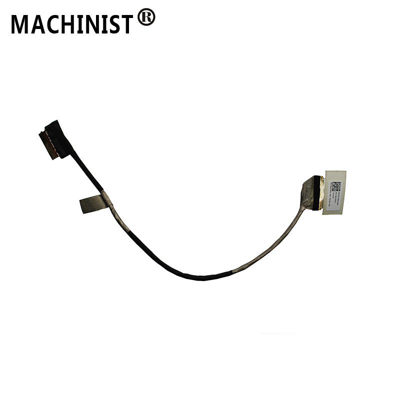 MACHINIST Original For HP Envy 15 15-J 15-J084NR 15-J000 Touch Smart Laptop LCD LED LVDS Display Ribbon Video Cable 6017B0416401