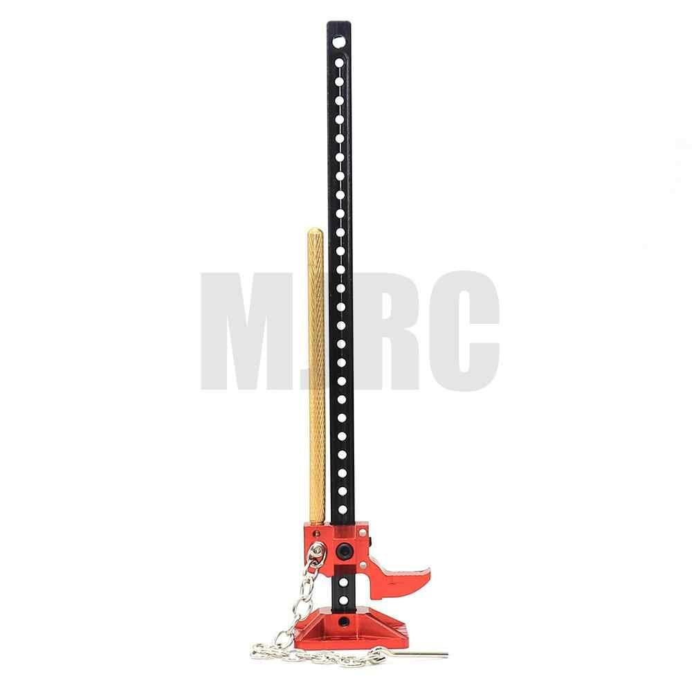 MJRC Durable RC Rock oruga herramienta de Metal deslizante para TRX-4 Axial SCX10 TAMIYA CC01 RC4WD D90 D110 TF2 accesorios de 1:10
