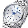 Splendid Relogio Masculino Yazole Luxury Brand Stainless Steel Analog Display Men S Quartz Watch Business Watch