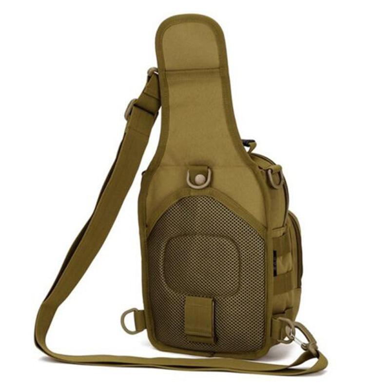 Tas bahu lumbar, 2016 tas dada militer, Tas multi-fungsional, Paket - Tas tangan - Foto 3