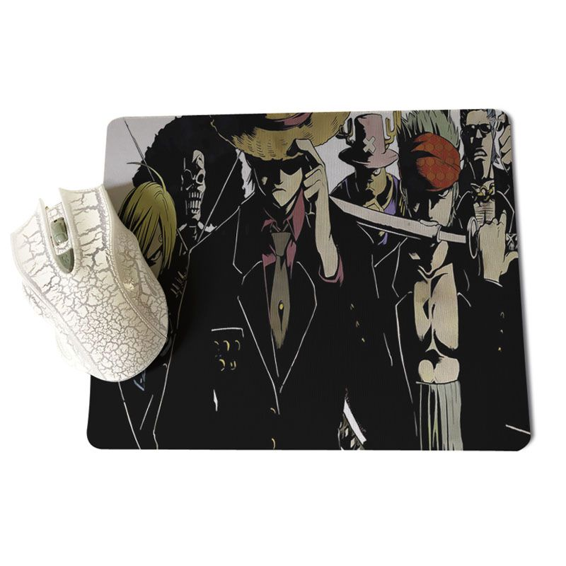 Babaite My Favorite Ace Tattoo One Piece Silicone Pad to Mouse Game Size for 18x22cm 25x29cm Rubber Mousemats