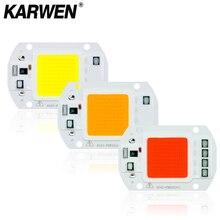 Đèn LED Phát Triển Chip COB Phyto Đèn Suốt AC220V 110V 10W 20W 30W 50W Cho trong Nhà Vật Có Cây Con Phát Triển Và Hoa Tăng Trưởng Fitolamp