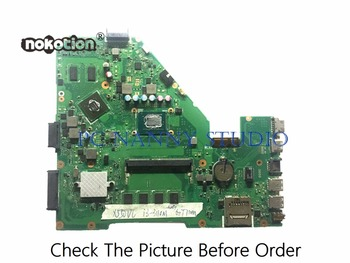 PCNANNY  for ASUS X550CC X550VL X550CL laptop motherboard I3-3110M GT710M HM76 DDR3 tested