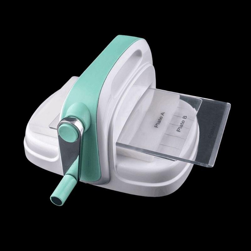 Высечка машина для тиснения записи скрапбукинга резак бумажный альбом карта кусок высечки инструмент - 3