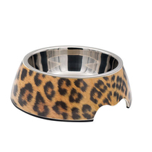 Free Shipping Dog Food Container Pet Mat Stainless Steel Bowl Cat Supplies  Cucha Para Perro 50GP006