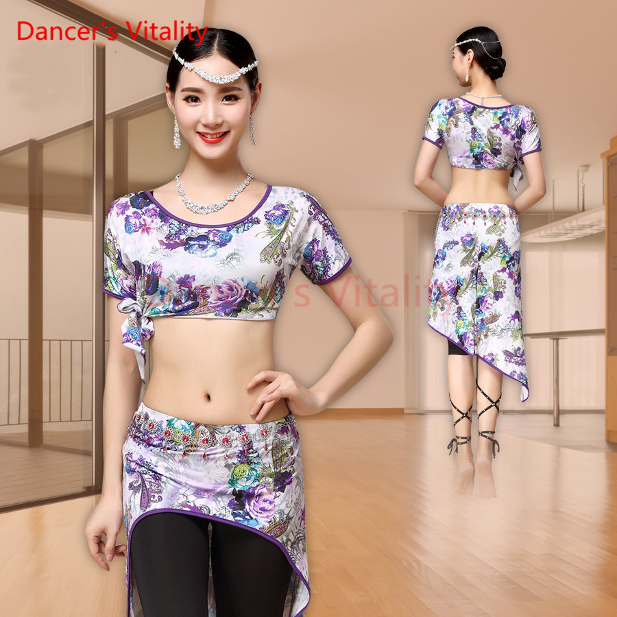 New Women Belly Dance Clothing Professional Plus Size ...