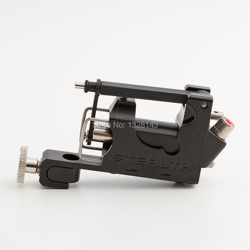 STEALTH Generation 2.0 SET Aluminum 3pcs Rotary Tattoo Machine Liner Shader Supply Ink black tattoo gun Free Shipping
