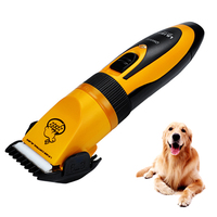 Electric Charger Grooming Trimmer Clippers Pets Hair Cutter Motor Pet Dog Cat Rabbit Professional Shavers Groomer Machine