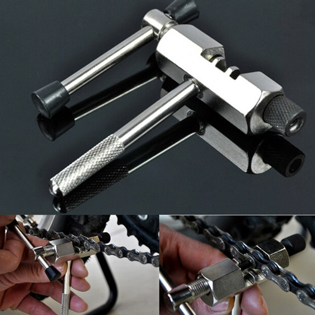 Bicycle Chain Remover Bike Cutting Device Chain Breakers Disassembly Tool Bicycle Chain Pin Splitter Device Repair Tools in Bicycle Repair Tools from Sports Entertainment