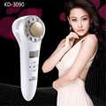 2015 6 in 1 Wrinkles Acne Removal Facial Massager Hot and Cold Ion IPL Beauty Device Skin Tightening Instrument Facial Hammer