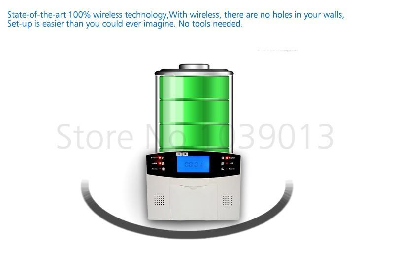 alarm system kit G500-11