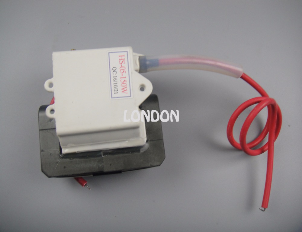 150W Co2 Laser Power Supply high voltage transformer high voltage flyback transformer hy a 2 use for co2 laser power supply