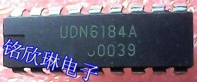 10pcs/lot UDN6184A UDN6184 DIP IC good quality new original free shipping