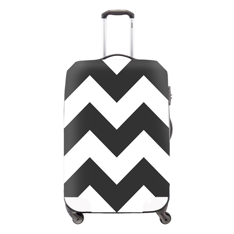 7 Candy Colors Travel Suitcase Protective Cover Luggage Cover Elastic Stretch Apply to 18 to 32 Inch Luggage Travel Accessories