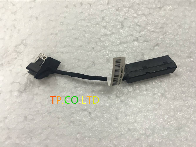 Genuine New laptop Hard Disk Drive interface Flex cable fit For HP CQ58 2000 650 655 Series notebook HDD cable 35090KQ00-26N-G hot sale 1pc hard disk drive mounting bracket kit for playstation 3 ps3 slim cech 2000 fw1s for ps3 slim hard drive bracket