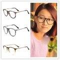 Nuevas Gafas De Lectura Marcos Mujeres Hombres Gradiente Adorno Escritura Espectáculos Marco Diseñador de la Marca Gafas Lente PC No Grado