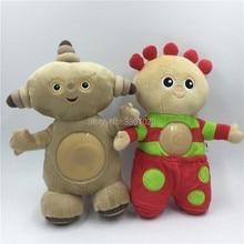 30 см в ночном саду милые и милые Макка пакка и томблибоос Плюшевые игрушки подарки