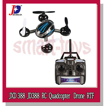 JD-388 JXD 388 RC Quadcopter Drone JD 388 / Hand Throwing 3D / 6 Axis Gyro 4CH 2.4GHz Upgraded UFO Toys