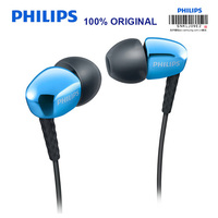 Philips SHE3900 In Ear Earphone Wiht Oval Earbuds 3 5mm Wired Headsets Super Bass For Xiaomi