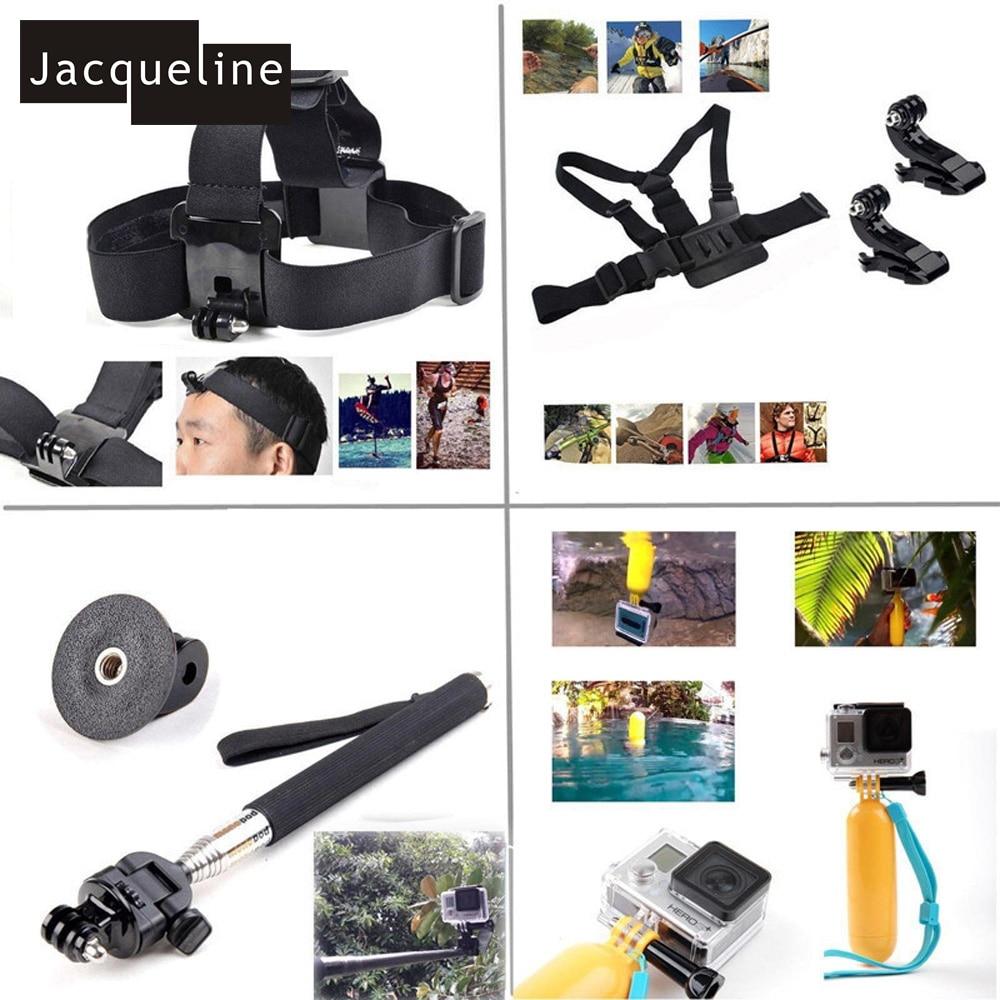 Jacqueline for Go 프로 여행 가방 Gopro 영웅 HD 6 5 4 세션 / - 카메라 및 사진 - 사진 4