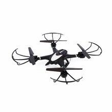 2017 New Blak WIFI FPV 0.3MP HD Camera Drone RC Quadcopter Altitude Hold 3D Flip Helicopter RTF for MJX X401H VS X101