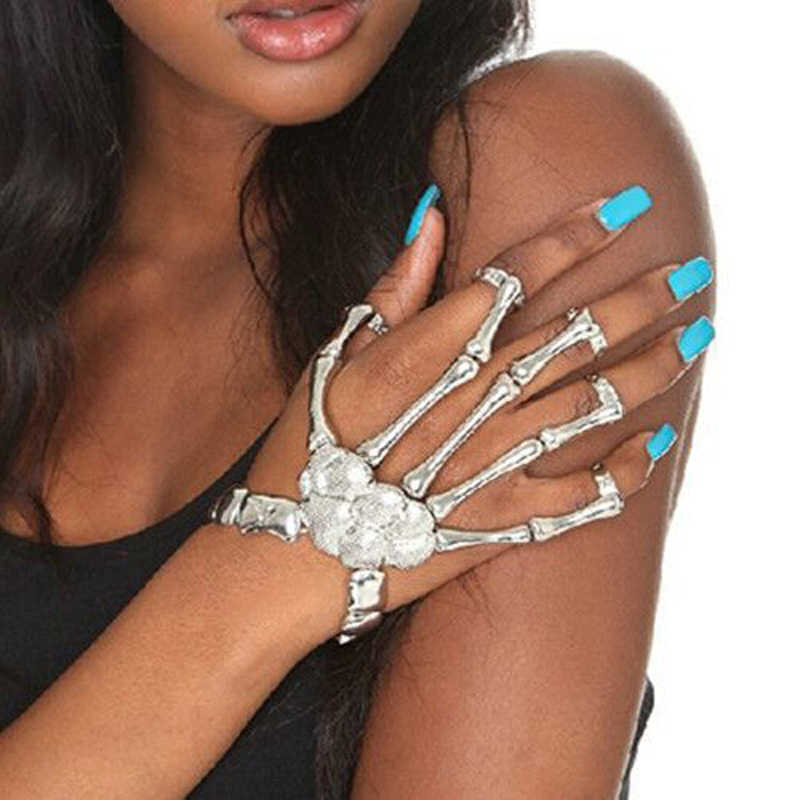 Женский браслет в стиле стимпанк, ювелирные изделия
