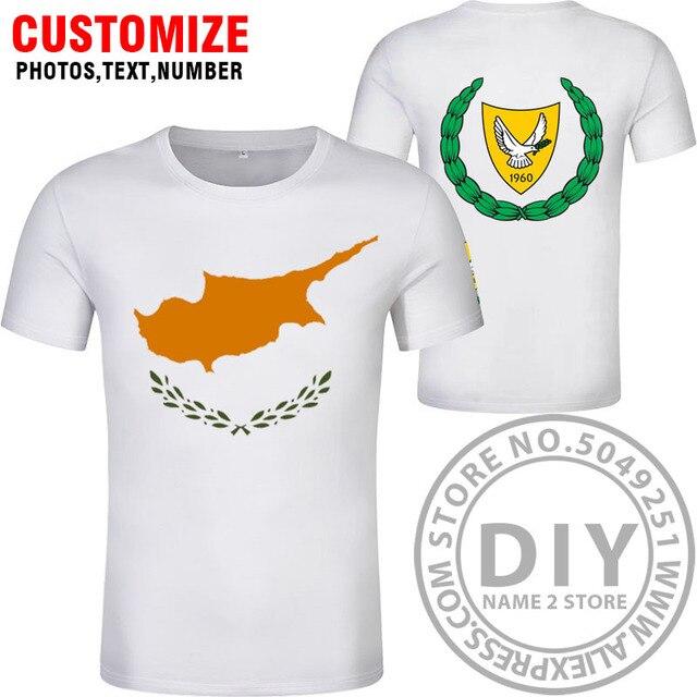 Zypern Κύπρος  T-Shirt Trikot incl Name /& Nummer S M L XL XXL