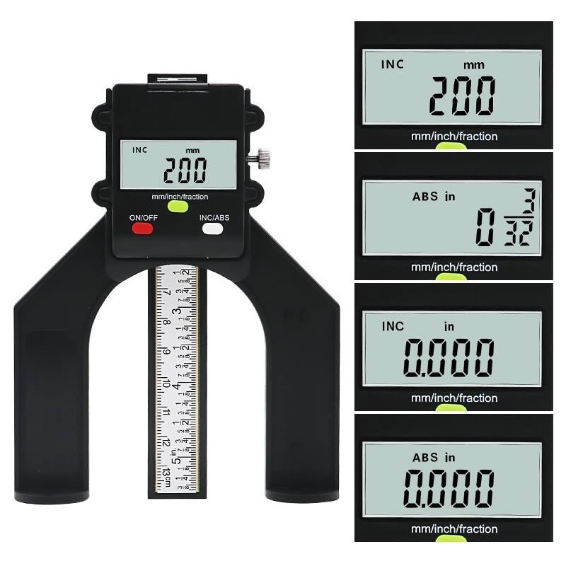 Digital-Depth-Gauge-LCD-Tyre-Tread-Gauge-Magnetic-Self-Standing-Feet-Aperture-80mm-Hand-Router-Depth (1)