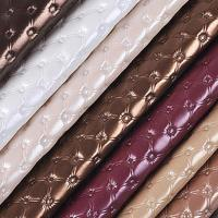 1 Meter Pvc Faux Leather Fabric Eco Synthetic Leatherette Upholstery Fabric Sofa Hotel Furniture Material Tissu