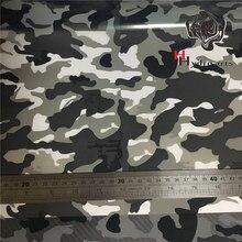 Высококачественная гидрографическая пленка с камуфляжным рисунком для печати воды 0,5 м ПВА пленка HFJ0133