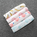 Baby Infant Coated Gauze Towel BathTowel Light Breathable Air Conditioning Blanket Tablecloth