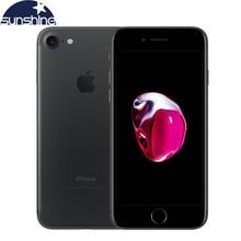 """Unlocked Original Apple iPhone 7 4G LTE Smartphone 2G RAM 256GB/128GB/32GB ROM IOS 10 Quad Core  4.7""""12.0 MP Mobile phone"""