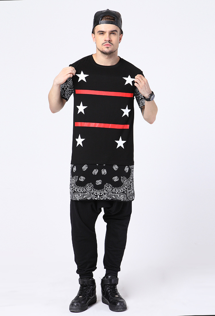 new boy girl hip hop oversized extended camisetas masculinas long tshirts swag streetwear. Black Bedroom Furniture Sets. Home Design Ideas