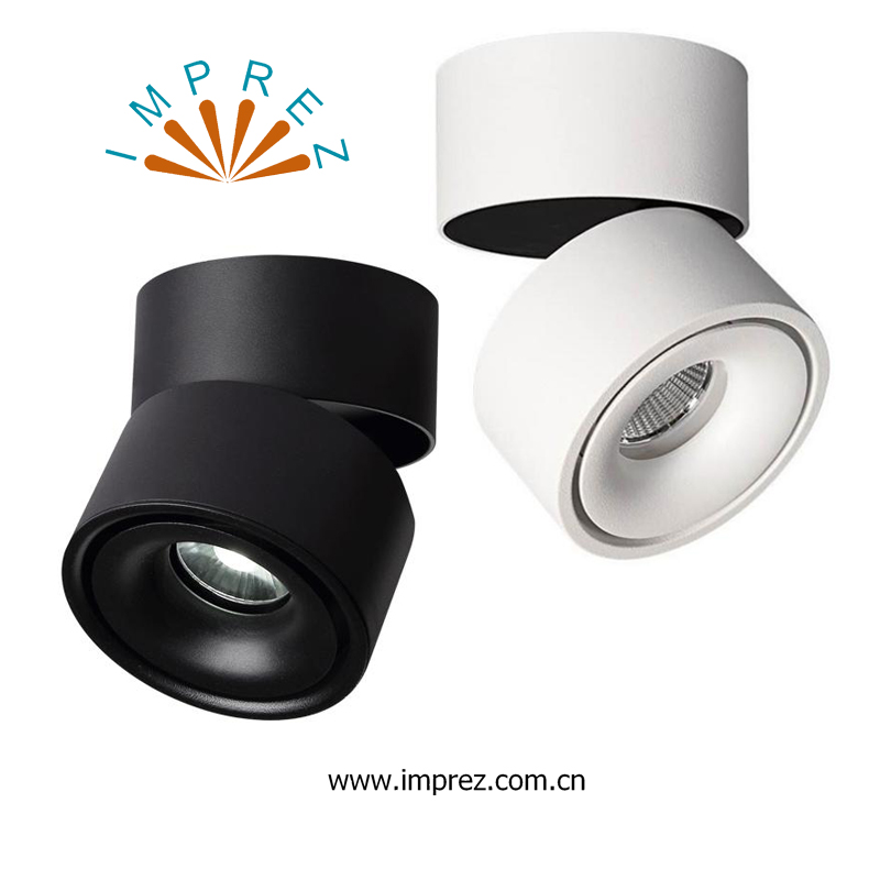 Good Quality Shop Lights: Good Quality 15W Led COB Downlights Surface Mounted White