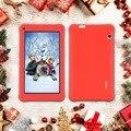 Aoson M753 ChildrenTablet PC 7 pulgadas 16 GB/1 GB Android 7,1 niños tabletas WIFI con el Control Parental software de silicona caso