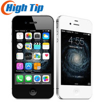 Free Gift Original Apple Iphone 4S Factory Unlocked 8GB 16GB 32GB 64GB Mobile Phone 3G GSM