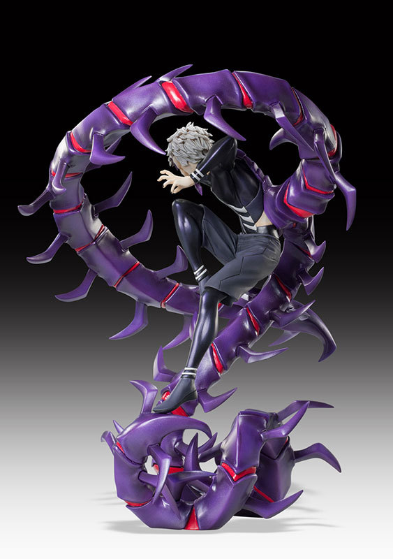 28cm Tokyo Ghoul Ken Anime Action Figure PVC Collection Model toys brinquedos for christmas gift free shipping 29cm daiki sexy anime action figure pvc brinquedos collection toys for christmas gift gc0104