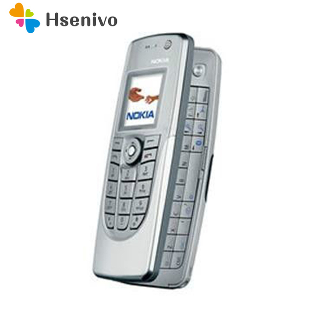 US $198 44 5% OFF|Hot sale Old Fashion Phone Original Unlocked Nokia 9300  Flip GSM Mobile Phone Symbian 7 0s With Multi language Free shipping-in