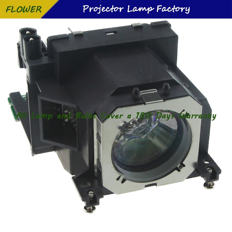 Compatible Projector Lamp with Housing  ET-LAV200 180 Days Warranty For PANASONIC PT-VW430 PT-VW431D PT-VW440 PT-VX500 PT-VX510 compatible bare projector lamp bulb et lax100 for panasonic pt ax100 pt ax100e pt ax200 pt ax200e pt ax200u 120 days warranty