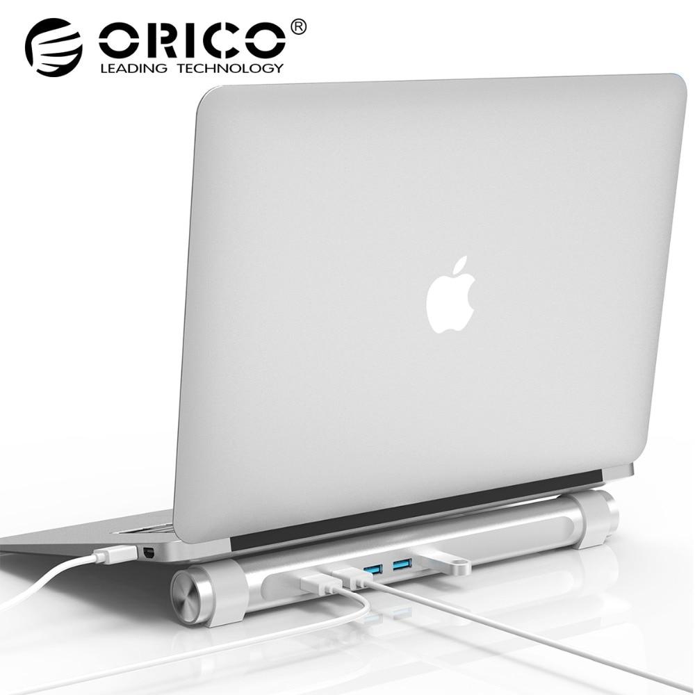 ORICO M4U3 USB 3.0 4-port USB 3.0 HUB, Laptop Stand ABS USB 3.0 HUB все цены