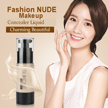 SUIKONE Face Foundation Makeup Base Liquid Foundation BB Cream Concealer Whitening Moisturizer Oil control Maquiagem
