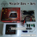 2018 100% Original Miracle box +Miracle key with cables ( v2.33A hot update ) for china mobile phones Unlock+Repairing unlock