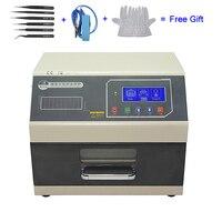 LY 962 Digital Display SMD SMT Reflow ofen Programmierbare Mini Reflow Löten Ofen 700 watt 110 v 220 v|Lötstationen|   -