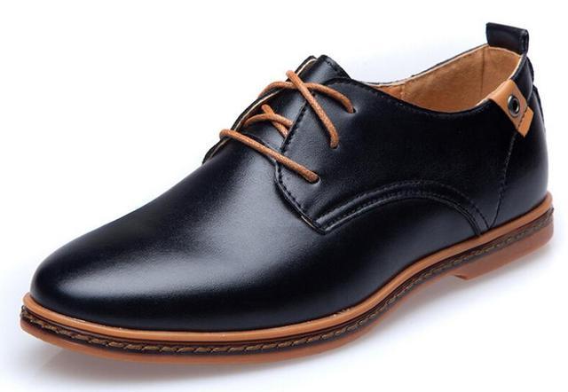 Daim Synthétique comme Nouveau Homme GOODFELLOW Oxford//Lacets Marron Javier finition Chaussures