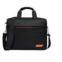 Waterproof Women Men Business Briefcase Funda Portatil 15 6 15 Sleeve Laptop Messenger Bags Handbag Baobao