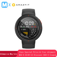 [English Version]Huami Amazfit Verge Watch Smart 3 Sport Watch Phone Call GPS Smartwatch IP68 5 DAY BATTERY LIFE PHONE CALLS