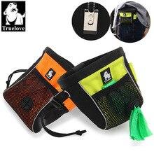 Truelove Портативная сумка для путешествий, аксессуары для собак, светоотражающая сумка для обучения питомцев, удобная сумка для хранения, сумка для хранения